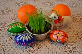 custom easter eggs free images flower reed food produce color colorful