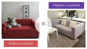 Red Loveseat Ikea Which Ikea Sofa Should You Bring Home