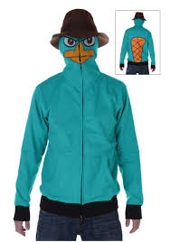 phineas halloween costume perry the platypus agent p halloween costume