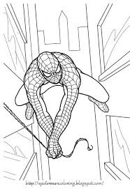 spiderman colouring book pages 2 jpg 499 727 coloring kids
