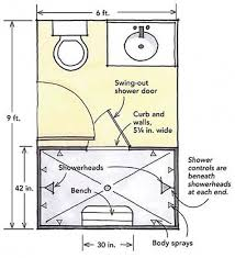 bathroom design dimensions pictures on bathroom design dimensions free home designs photos