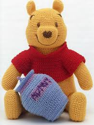 winnie the pooh crochet pattern honestly i u0027d rather just spend