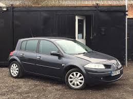 renault megane 1 6 petrol manual 5 door face lift low mileage