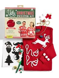 bp of the week make your own sweater kit
