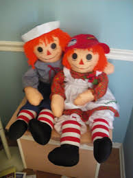 favorite raggedy ann and andy dolls threads