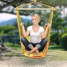 Walmart Hammock Chair Sorbus Hanging Hammock Chair Swing Seat For Any Indoor Or
