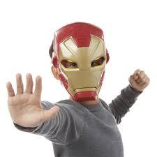 civil war halloween costumes marvel captain america civil war iron man tech fx mask