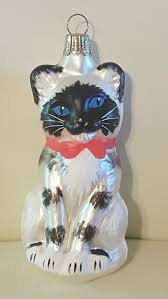 686 best cat christmas ornaments images on pinterest christmas