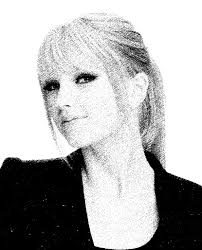 taylor swift sketch by maellanie on deviantart