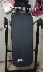 teeter hang ups f7000 inversion table new used teeter hang ups inversion table for sale 16 ads in us