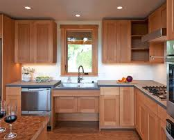 beech wood kitchen cabinets beech wood kitchen cabinets mid sized transitional l shaped medium