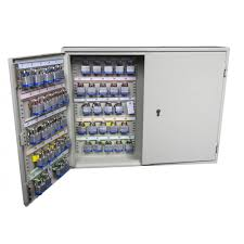 Key Storage Cabinet Cabinet Organizers Padlock Key Cabis Security Key Storage