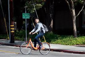 bike sharing startups battle over silicon valley market