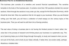 sample business development plan templates to make your business