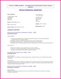 Best Resume University Student by 100 Premade Resume Executive Resume Examples 15 Cfo Resume