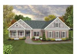 eplans country house plan striking and distinctive ranch 1800