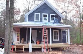 2017 beach house exterior paint colors