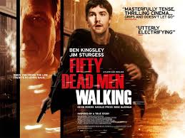 fifty dead men walking 1 of 3 extra large movie poster image