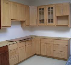 unfinished kitchen island base maple cabinets wood top cart in