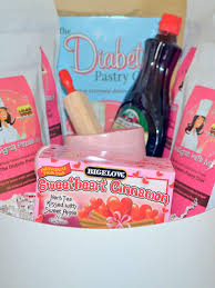 diabetic gifts sugar free gifts sugar free bakery the diabetic pastry chef