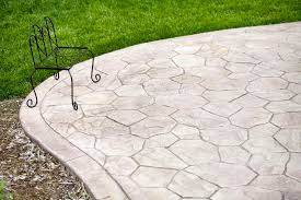 Easy Patio Use Concrete Pavers For Easy Patios