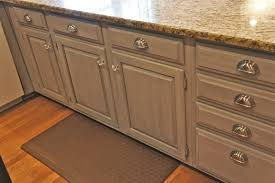Painting Kitchen Cabinets Black Grey Painted Kitchen Cabinets