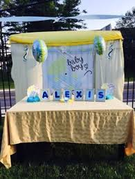 baby shower stores dollar store baby shower decoration for a boy ideas