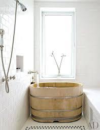 bathtubs for small spaces soaker tub for small bathroom urbancreatives