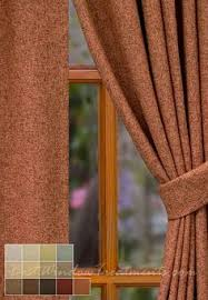 Burnt Orange Curtains And Drapes Rust Orange Curtains Designs Windows U0026 Curtains