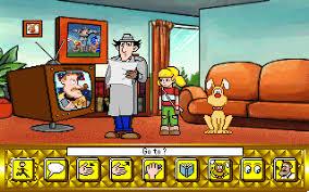 deeds yore abandonia treasures 16 inspector gadget