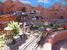 Garden Railroad Layouts Az Big Trains