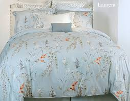 Duvet 100 Cotton Charisma Laurent 100 Cotton Sateen Duvet Cover Set Elegant