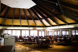 dining and banquet facilities