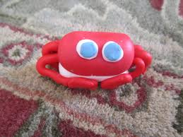 how to make adorable clay sea creatures a craft