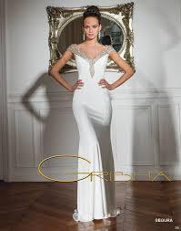 robe classe pour mariage robe blanche longue pour soirée robe de maia