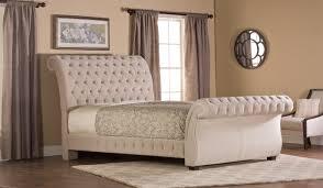 willa arlo interiors cyrano upholstered sleigh bed u0026 reviews wayfair