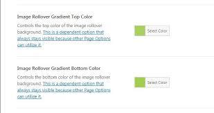 avada theme portfolio order avada how to change the image rollover color in portfolio