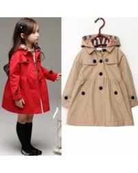 new years tops deals on new kids girl fashion tops trench coat outwear
