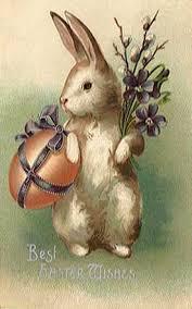 vintage easter baskets vintage easter bunny illustrations happy easter 2017
