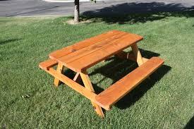 natural home depot picnic table u2014 unique hardscape design