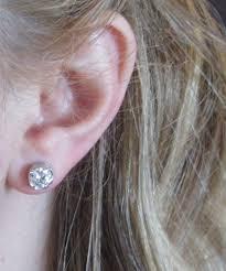 diamond stud earrings on sale fred 2 00ct d vvs2 diamond stud earrings for sale at 1stdibs