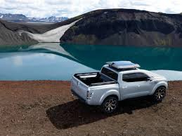 renault will unveil the production version of the alaskan next