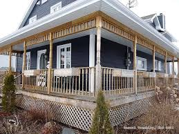 wrap around porches how to build a deck wrap around porch raised deck and deck