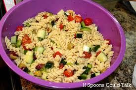 cold pasta dish italian pasta salad today com