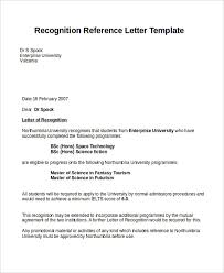 Certification Letter Of Recommendation Sle 18 Reference Letter Template Free Sample Example Format