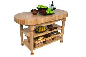 Boos Butcher Block Oil John Boos American Heritage Prep Table With Butcher Block Top