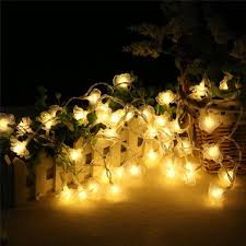 warm white light 20 led tree string lights decoration