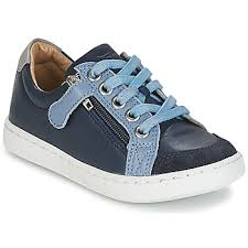 Shoo Fast shoo pom play lo bi zip blue grey fast delivery with spartoo