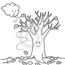 coloring pages trees fall kids drawing and coloring pages marisa