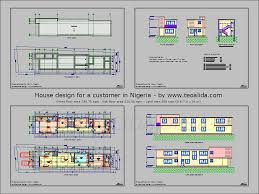 house designs and floor plans in nigeria house floor plans 50 400 sqm designed by teoalida teoalida website
